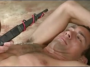 bizzare,twink,gay,bondage,oral