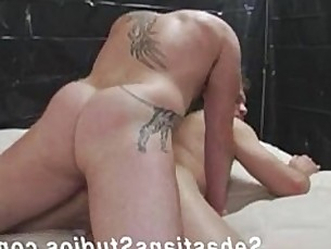 pigs,breeding,bareback,gay,creampie