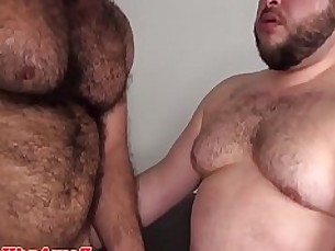 bearback,beard,heavy,raw,breeding