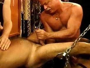 hung,muscular,orgy,ball,squeezing