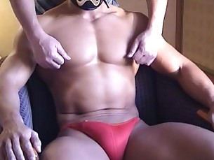 japanese,muscle,fetish,kink,asina