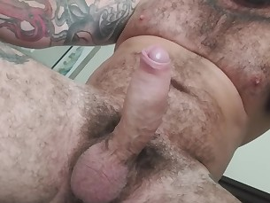 solo,bear,beefy,muscle,cock