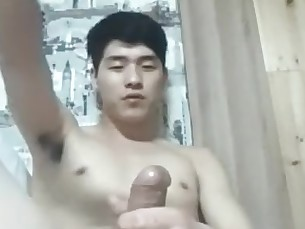 cheating,cumshot,uncut,hunk,korean